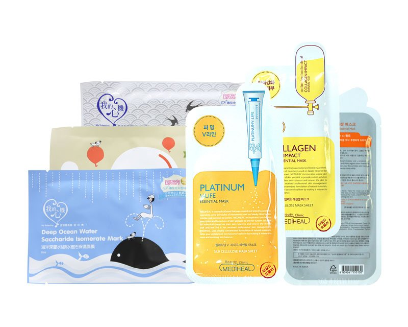 3 Side Seal Pouch manufacturer