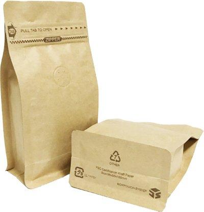 Coffee Bag with Valve