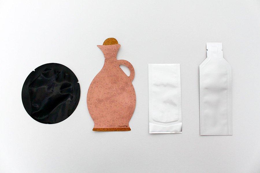 Dispenser tip pouch