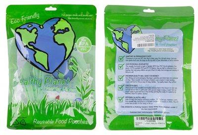 Ecofriendly pouch