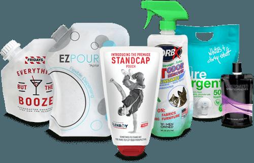 Spout pouches supplier and manufacturer