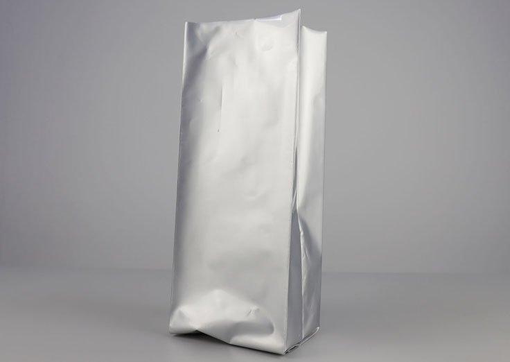 Aluminum Foil Flat Bottom Bags