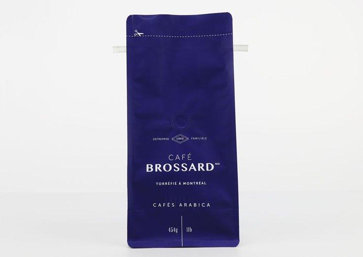 Customized Coffee Bag With Valve