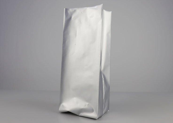 -Aluminum Coffee Bag With Valve