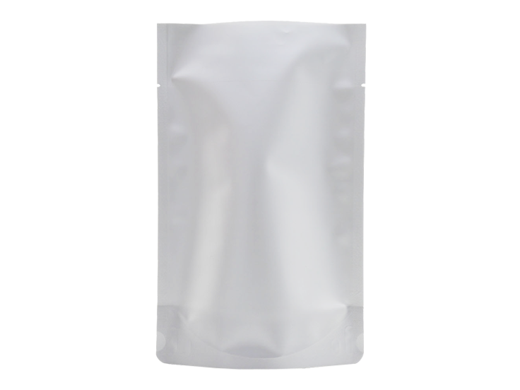 stand up aluminum foil barrier pouch