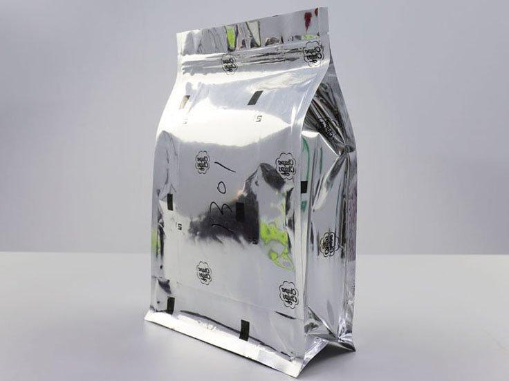SilverMylarbags