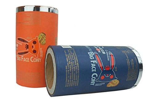 Flexible Packaging film roll