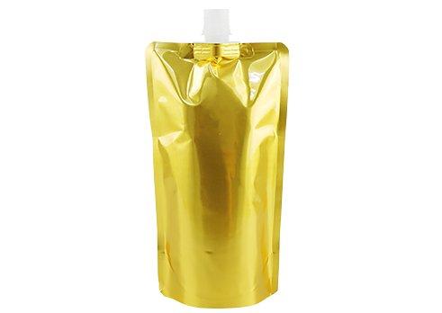 aluminum drink pouches