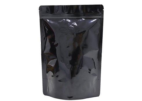 Black Pet Food Bag