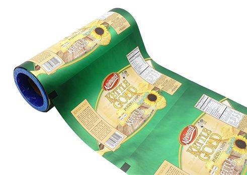 custom Flexible Packaging film
