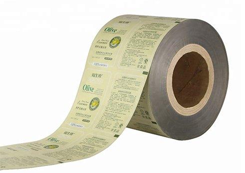 custom ilm for flexible packaging