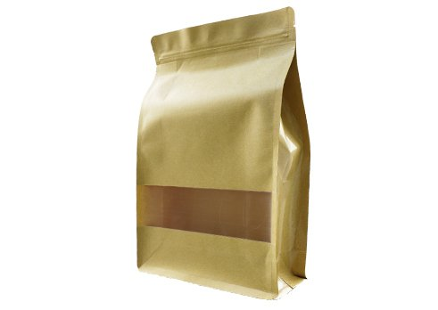 Custom Pet Food Pouch with Window