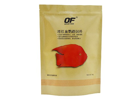 Custom Printing Paper Pet Food Pouch