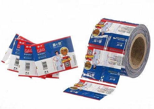flexible packaging barrier films