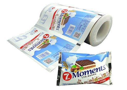 flexible packaging films for food
