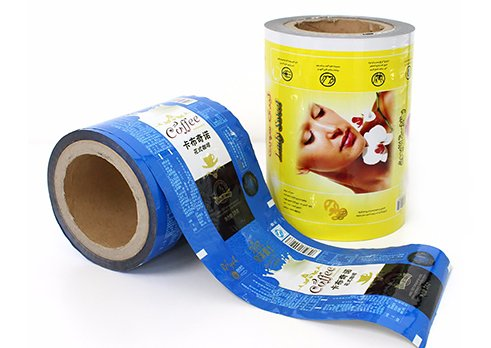 flexible packaging laminated films