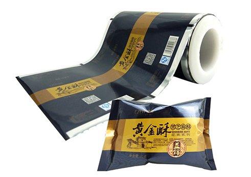 flexible packaging plastic films