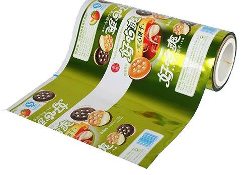 flexible packaging roll film