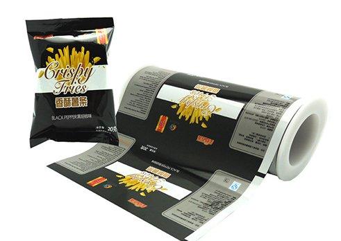food flexible packaging films