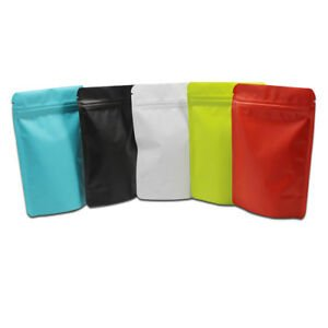 mylar bag colors