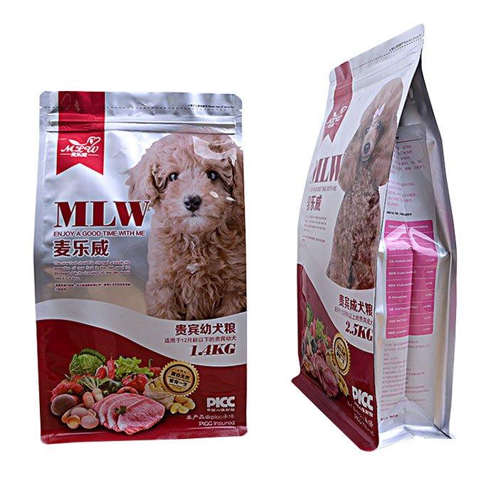 pet food bag seal
