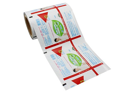 rolled flexible packaging films