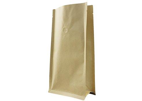 Stand Up Kraft Pet Food Bag