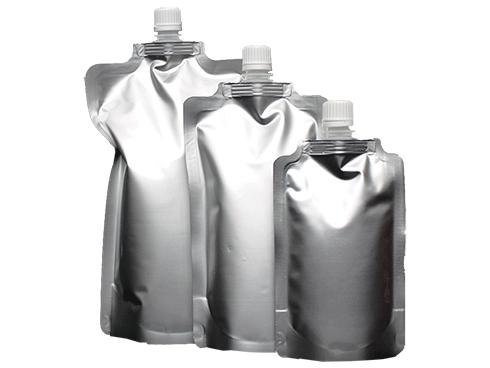Figure 4 Aluminium Fitment pouches