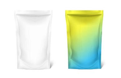Figure 4 Flat Juice pouches