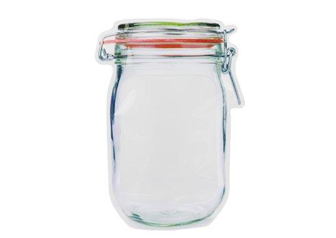 clear sugar pouch