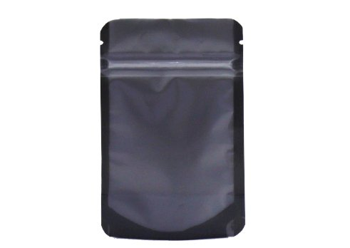custom black Laminated Pouch packaging