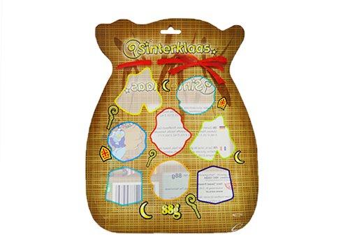 custom sugar pouch packaging