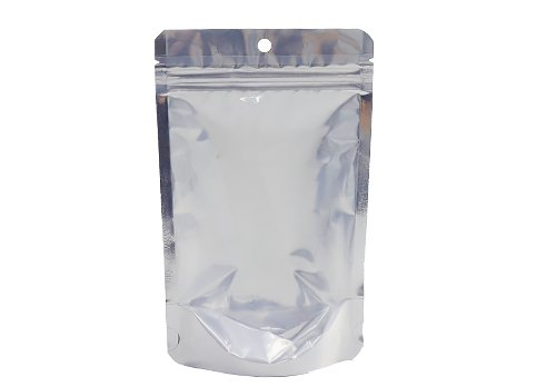 foil stand up sugar pouch