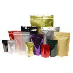 HDPE Plastic pouch