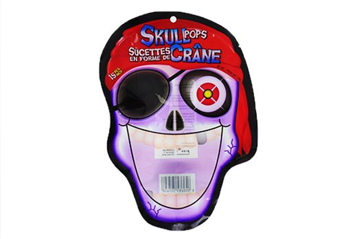 Shaped Pouch with customized printing for halloween snack pouch