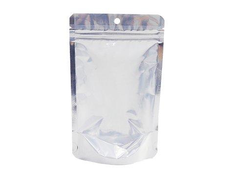 aluminum foil stand up plastic pouch