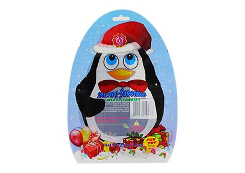 Customized flexible packaging pouch Shaped Pouch with customized printing for snack pouch