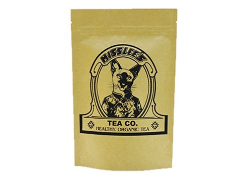 customized printing flexible packaging pouches recyclable Brown Kraft paper stand up tea pouch with resealable ziplock