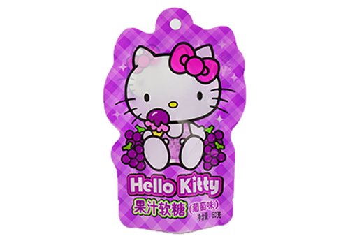 Customized snack pouch Shaped Pouch for candy