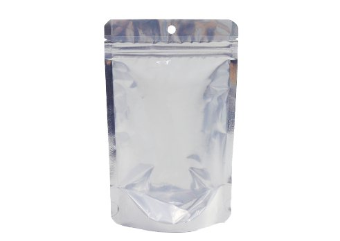 flexible packaging pouches aluminum foil stand up barrier pouch with resealable zipper