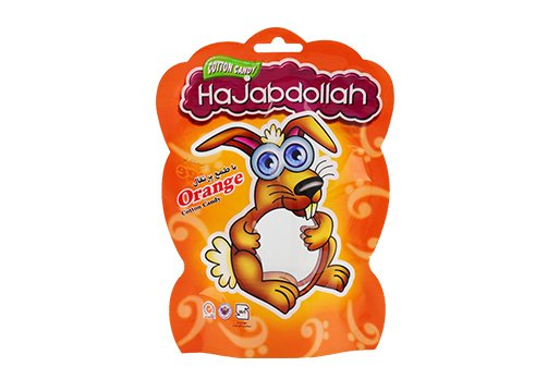 Flexible packaging stand up shaped pouch for Christmas snack pouch with Customized printing
