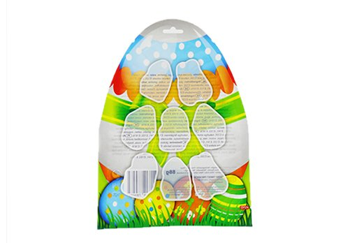 flexible packaging stand up shaped pouch snack pouch candy packaging with Customized printing
