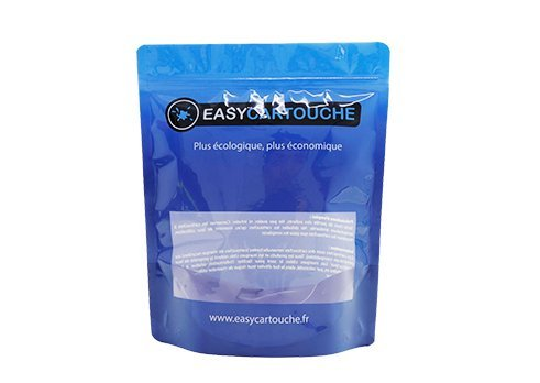 flexible plastic packaging pouches Stand up window pouch with transparent window