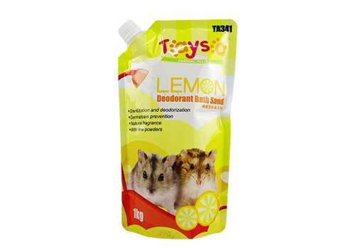 flexible pouches Doypack stand up pouch for pet foods