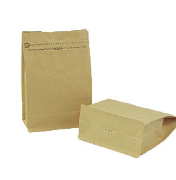 figure 2. flat bottom paper pouch