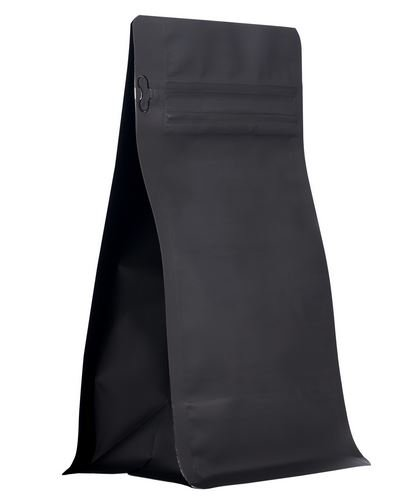 Flat bottom pouch packaging