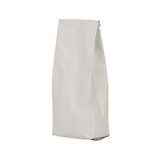 Stand Up Polythene Pouch