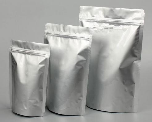 Different sizes aluminu foil bag