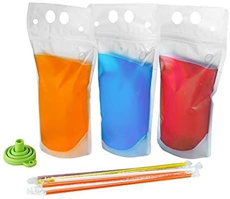 juice pouch bags