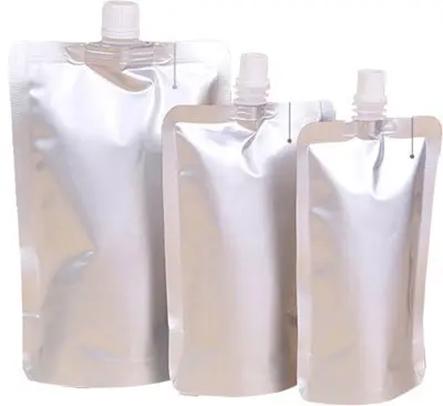 top mounted spout pouch closure